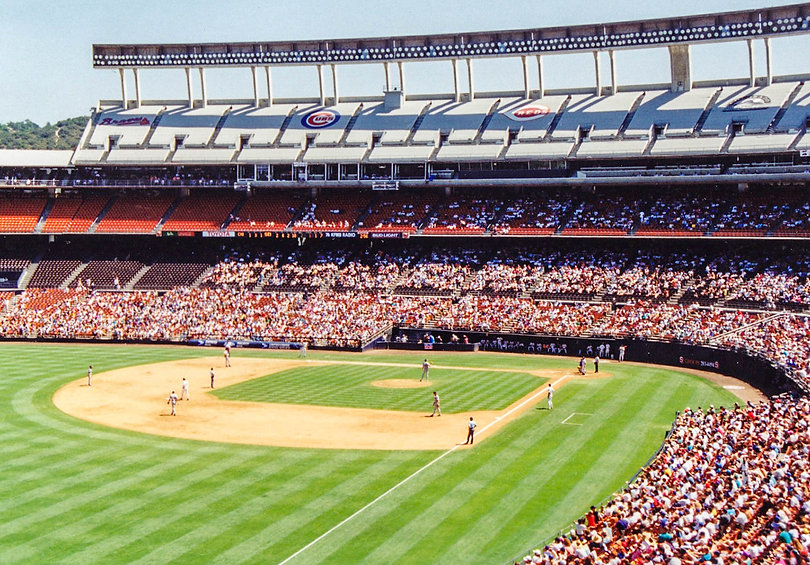 Jack Murphy Stadium, San Diego, CA