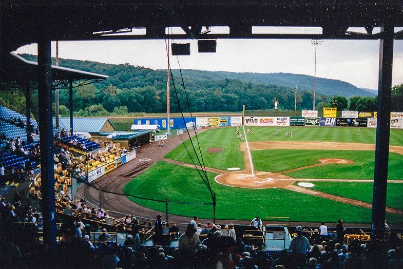 Dunn Field, Elmira, NY