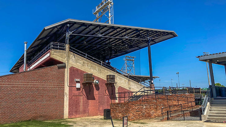 Luther Williams Field, Macon, GA