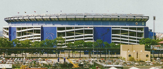 Shea Stadium, Flushing, NY