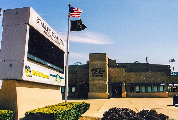 Coveleski Stadium, South Bend, IN