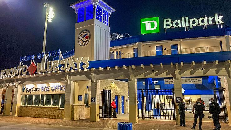 TD Ballpark, Dunedin, FL