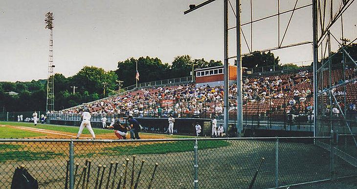 Municipal Stadium, Waterbury, CT