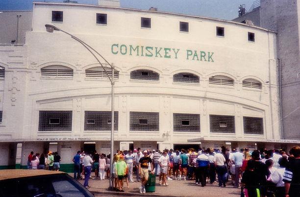 Comiskey Park, Chicago, IL