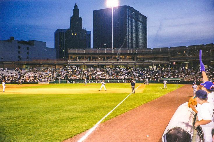 Riverfront Stadium, Newark, NJ