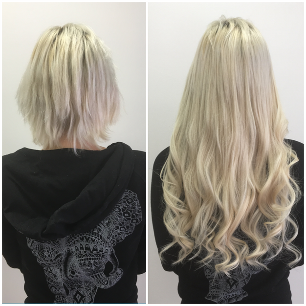 Micro Bead Extensions