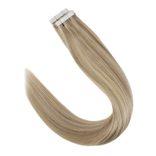 Sun Kissed Blonde - Classic Tape In Extensions