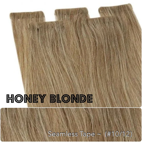 Honey - Seamless Invisible Tape Extensions