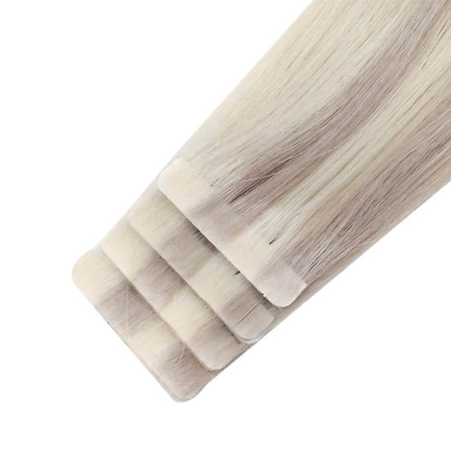Vanilla Blonde - Seamless Invisible Tape Extensions