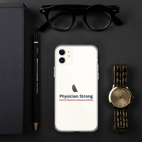 Physician Strong iPhone Case