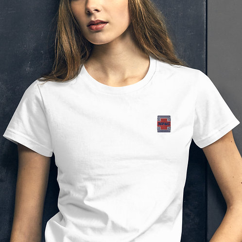 NPAC Women's Short Sleeve  Fashion Fit T-Shirt