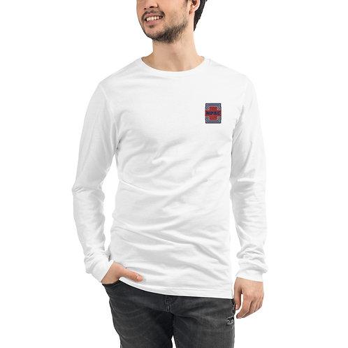 NPAC Embroidered Unisex Long Sleeve Tee
