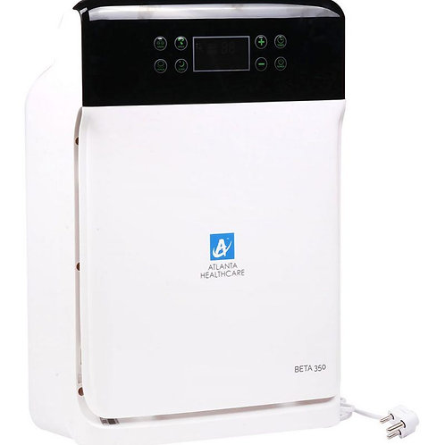 Air Purifier with HEPA-13 Filter and UV Disinfection