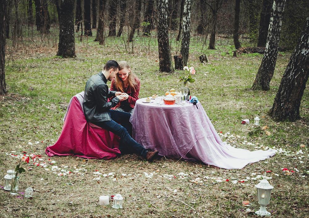 Альтечо, романтический ужин в лесу с прогулкой на лошадях 8