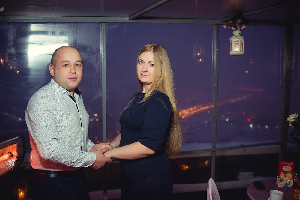 История предложения руки и сердца на крыше, Киев 18