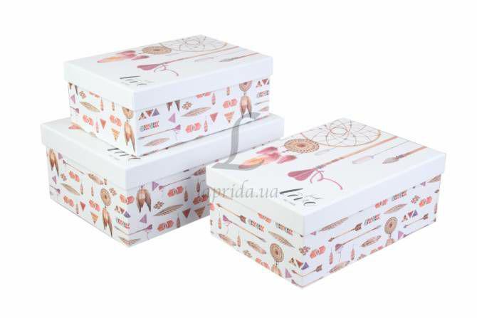Набор подарочных коробочек (2)