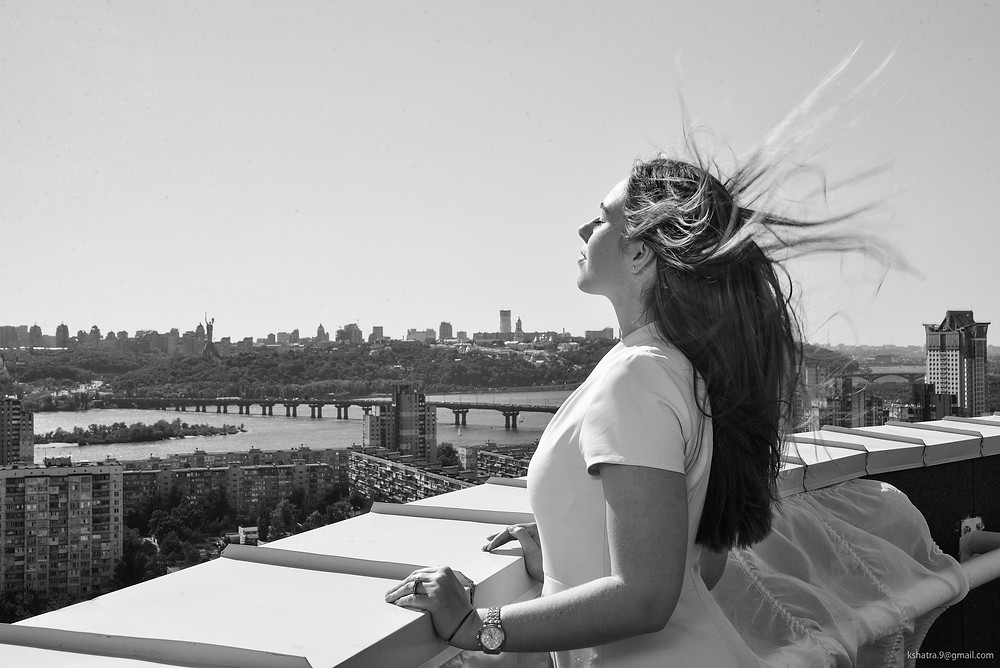 Свидание на крыше, Киев Альтечо 7