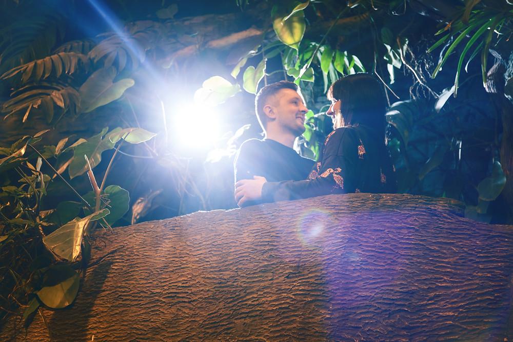 Романтика в Джунглях у водопада от сервиса романтики Альтечо 9