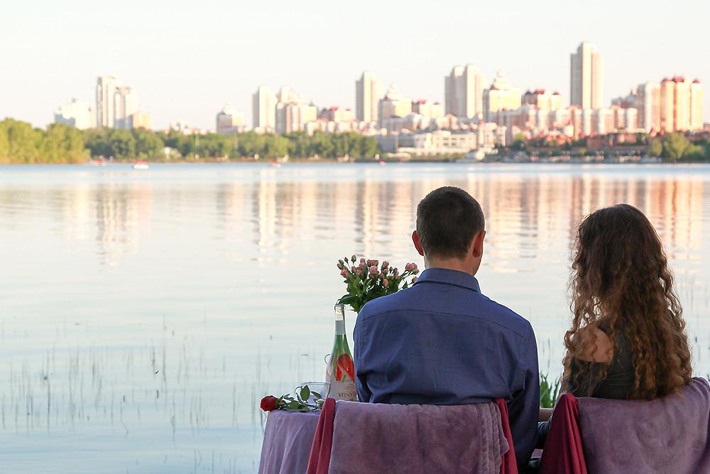Романтический ужин на набережной. Альтечо 12