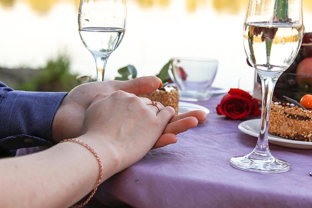 Романтический ужин на набережной. Альтечо 5