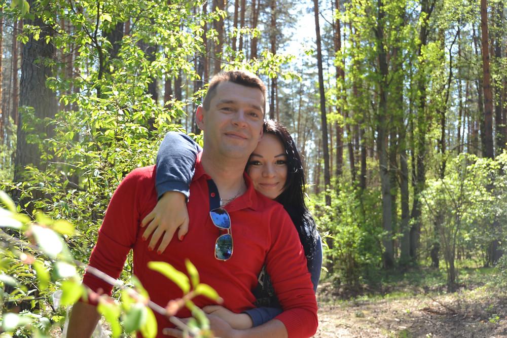 Романтический ужин в лесу с прогулкой на лошадях, Киев, Сервис романтики Альтечо 12