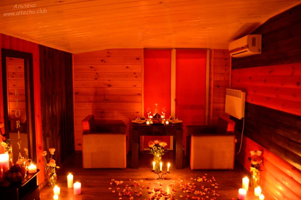 Альтечо свидание на крыше, романтический ужин, вечер для двоих 11