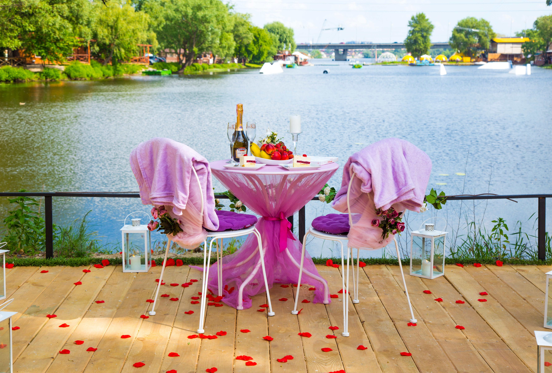Романтический ужин на набережной, Киев, Альтечо (6)