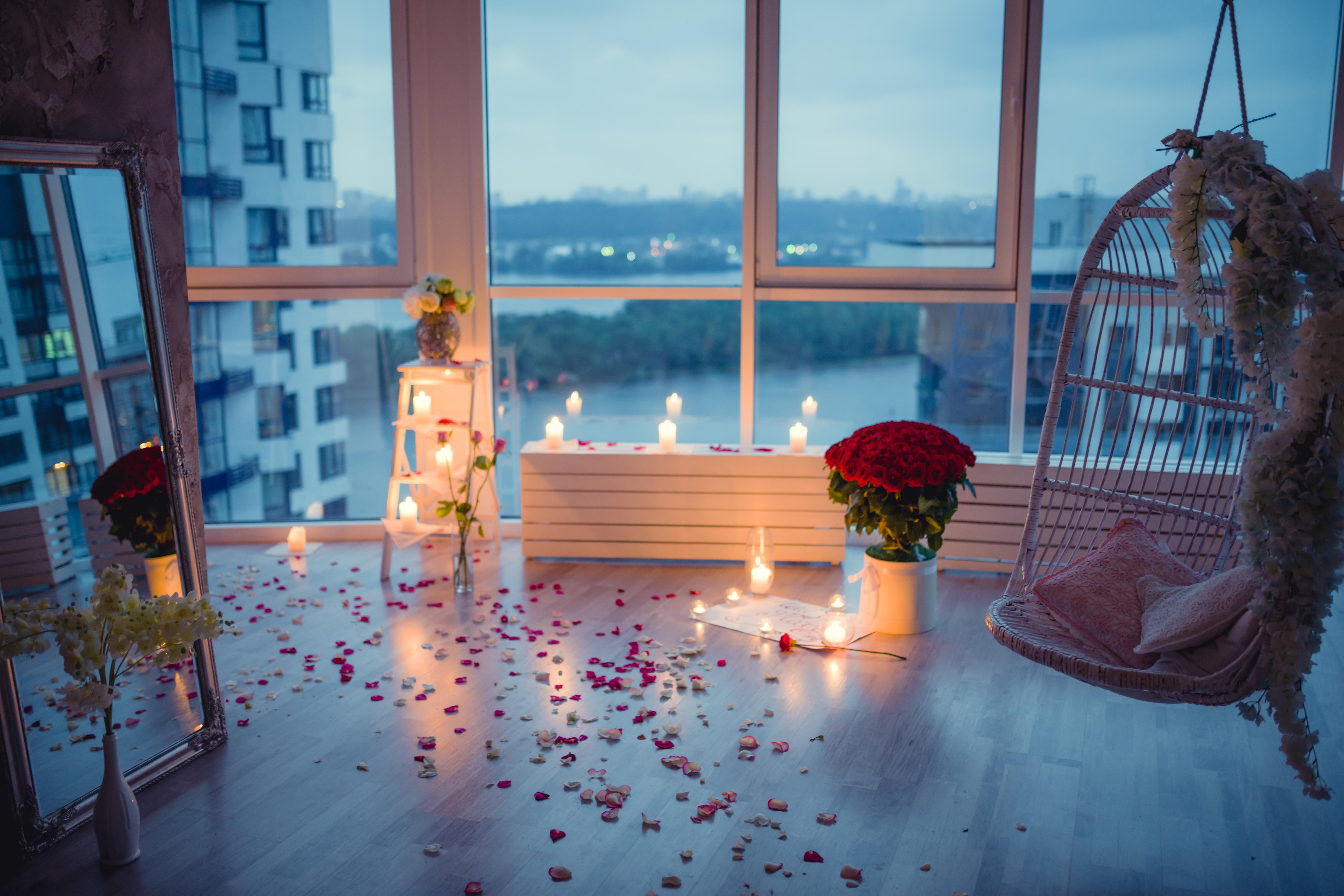 Ресторан для двоих, сервис романтики Аль