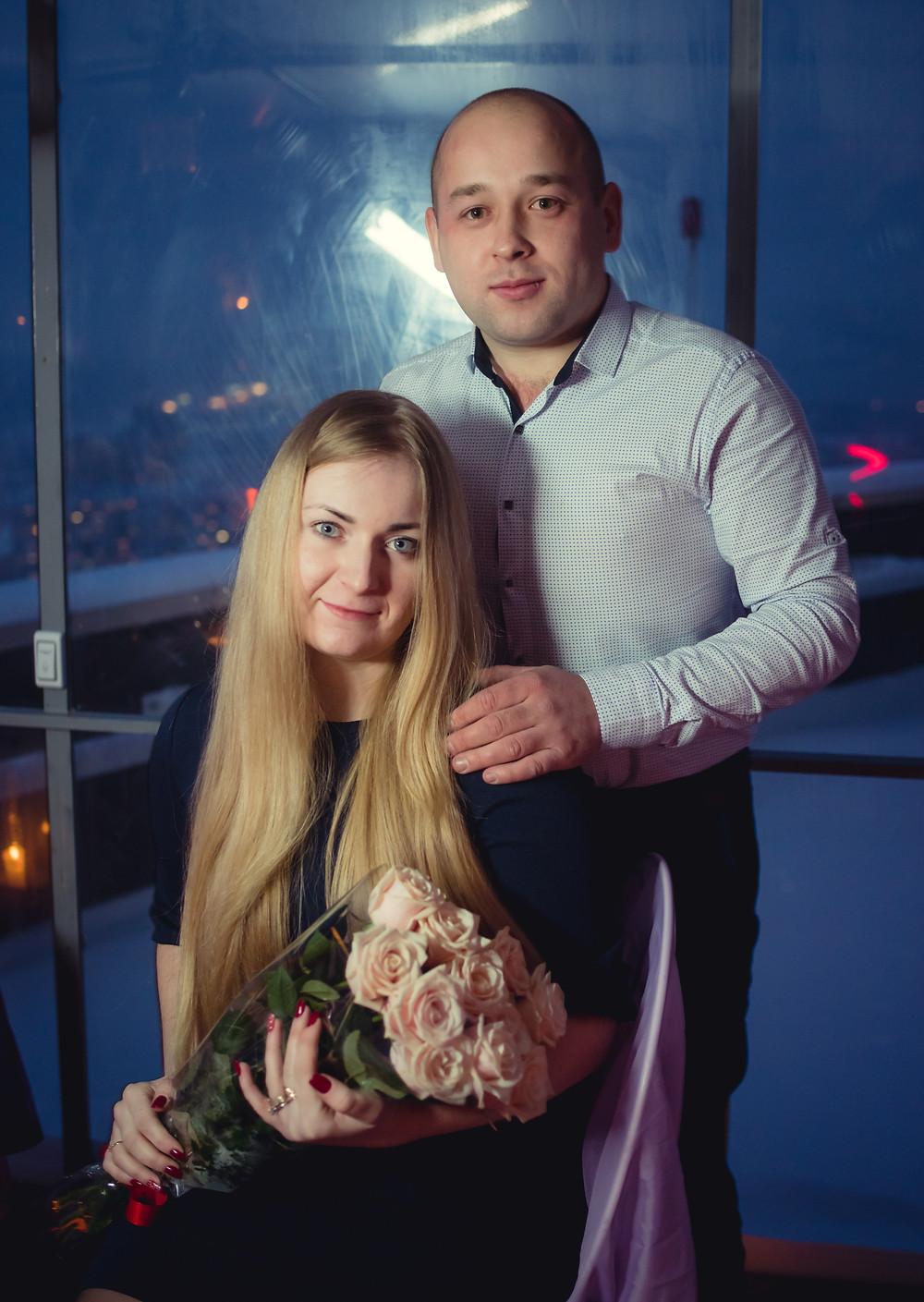 История предложения руки и сердца на крыше, Киев 10