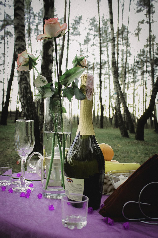 Альтечо, романтический ужин в лесу (2)