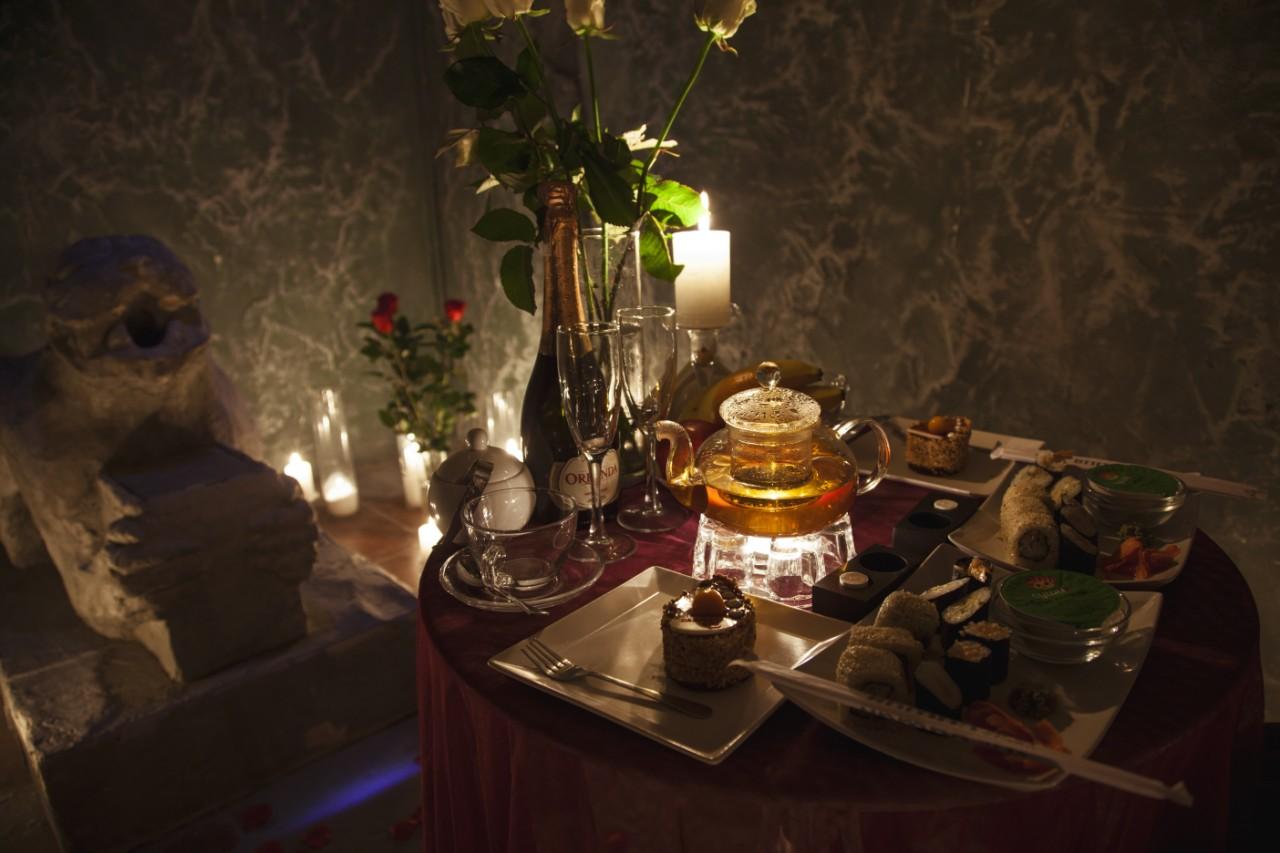 Романтический ужин в подземелье (1)