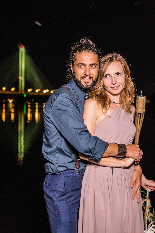 Свидание на плоту, Киев, Сервис романтики Альтечо 5