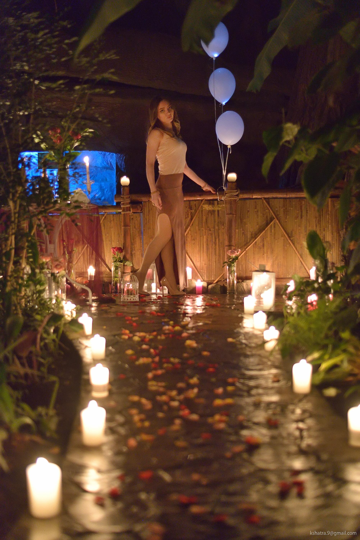 Романтический ужин в Джунглях у Водопада (4)