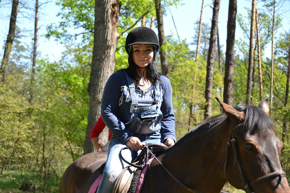 Романтический ужин в лесу с прогулкой на лошадях, Киев, Сервис романтики Альтечо 5