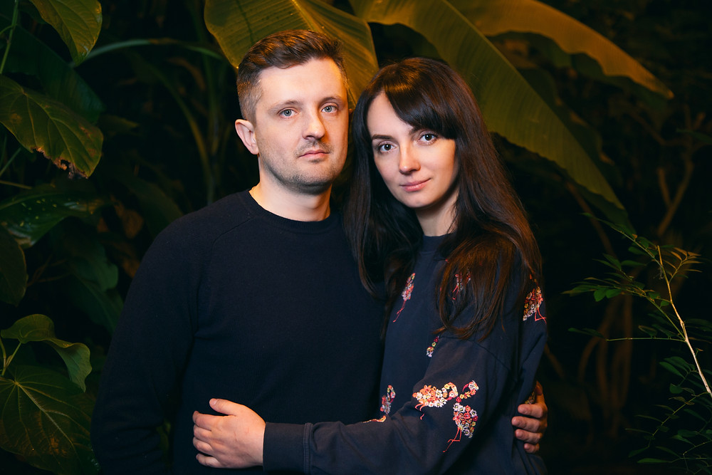 Романтика в Джунглях у водопада от сервиса романтики Альтечо 8