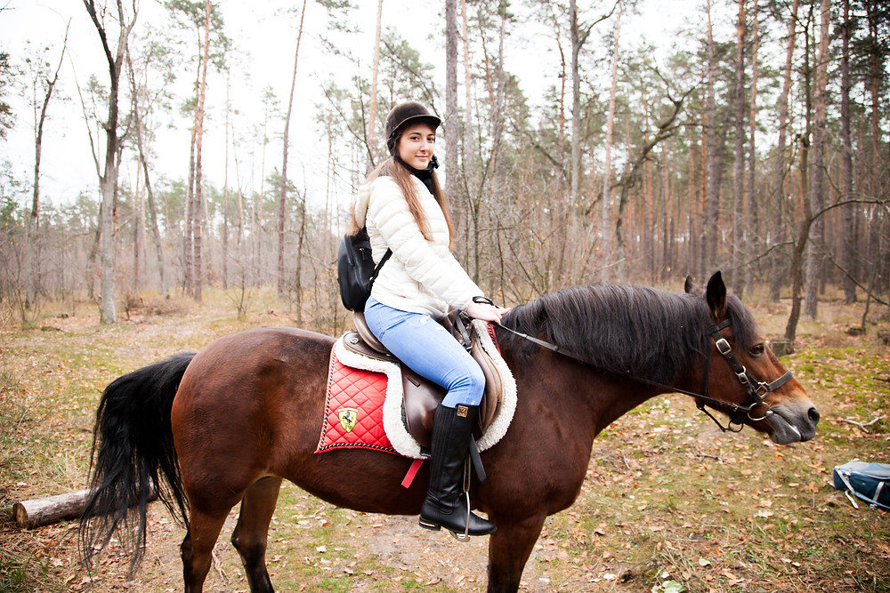 Романтический ужин в лесу с прогулкой на лошадях от сервиса романтики Альтечо 5