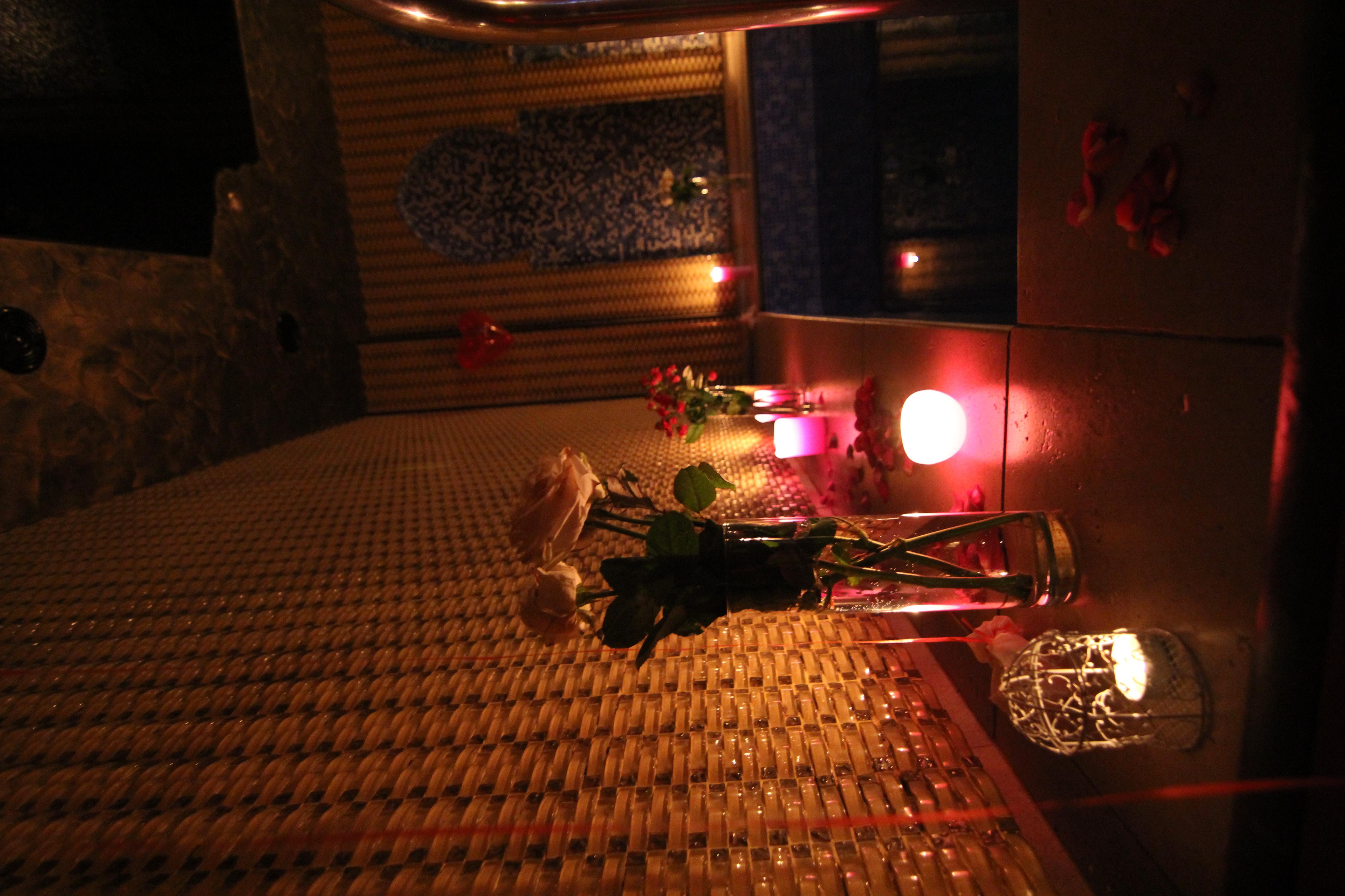 Альтечо, Романтический ужин в бассейне (10)