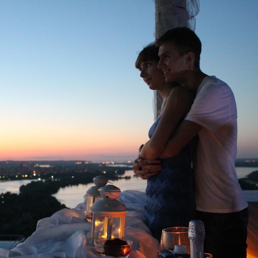 Свидание на крыше, Киев Альтечо, altecho.club 4