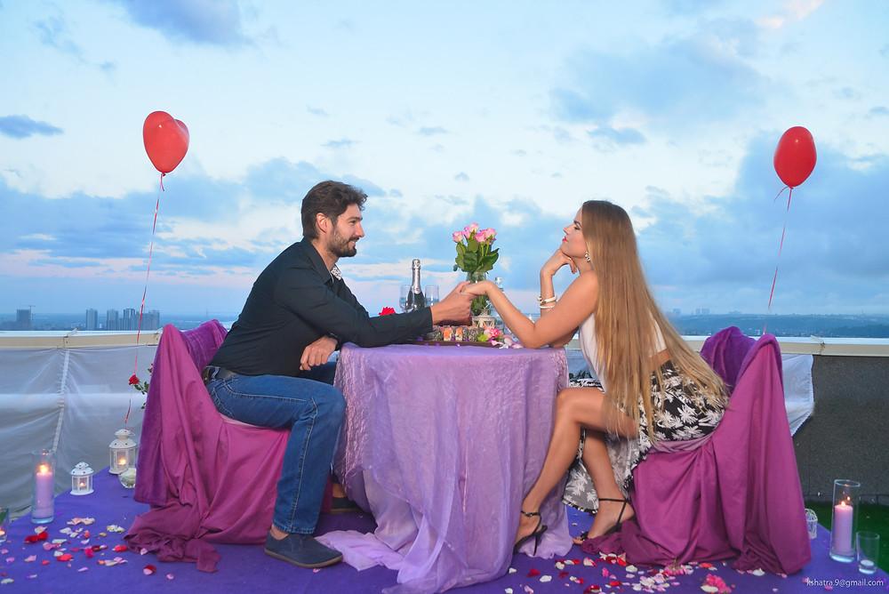 Альтечо: на небе от счастья, свидание на крыше 10