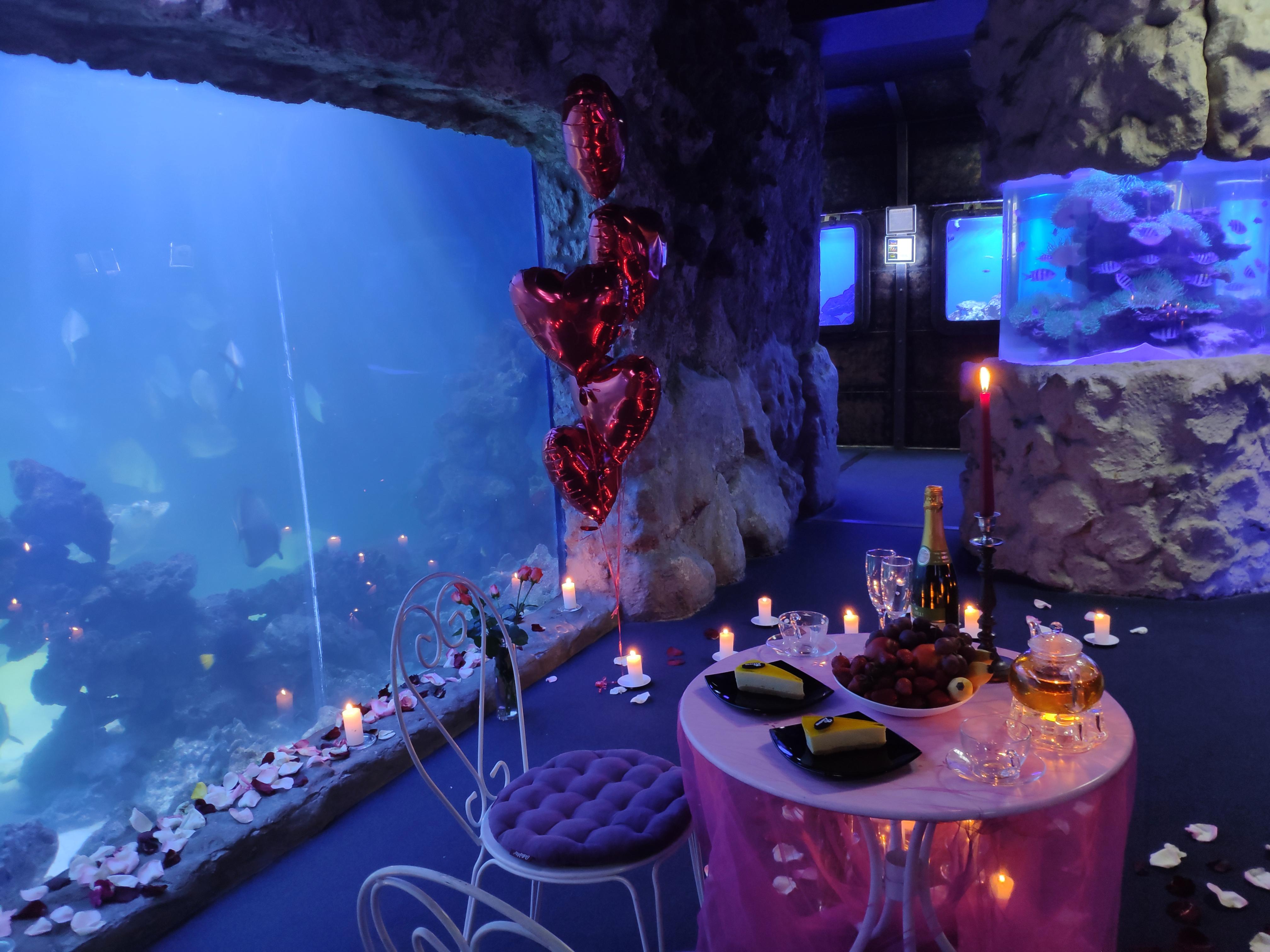 Романтика Океана для Для двоих, Киев,  А