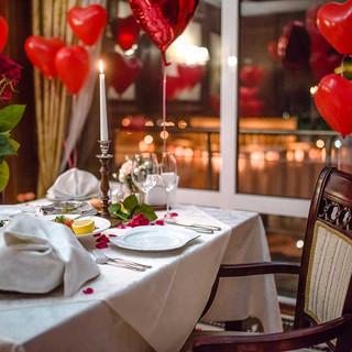 Романтический ужин от Альтечо в ресторане