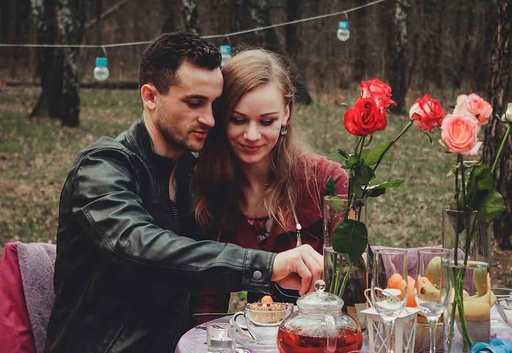 Альтечо, романтический ужин в лесу с прогулкой на лошадях