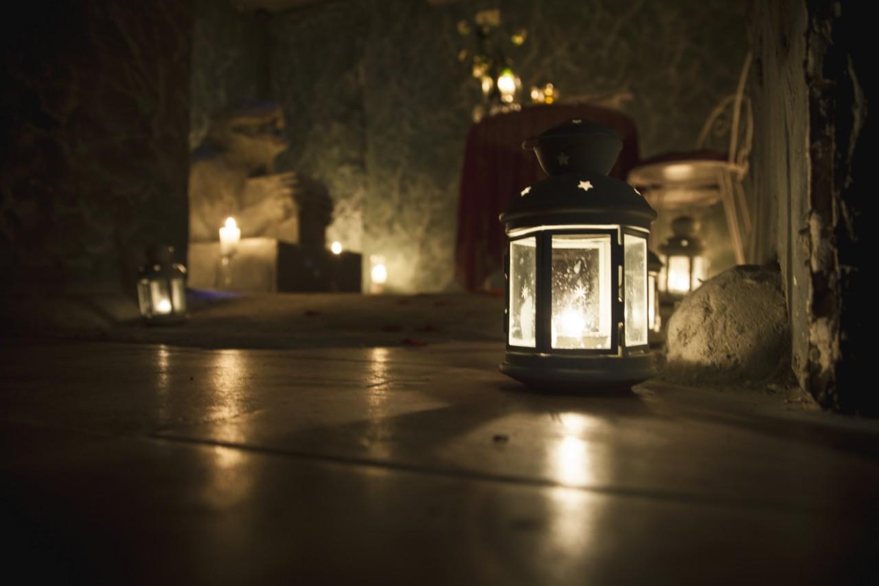Романтический ужин в подземелье (3)