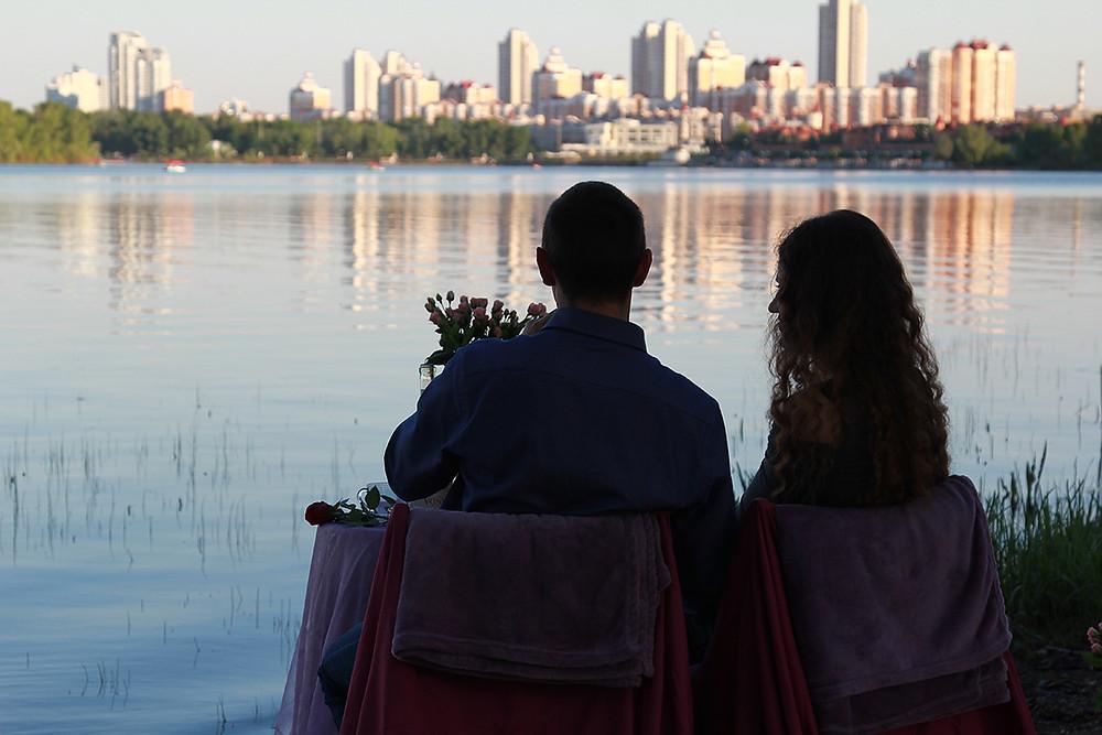Романтический ужин на набережной. Альтечо 14