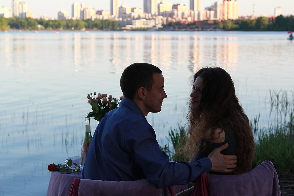 Романтический ужин на набережной. Альтечо 7