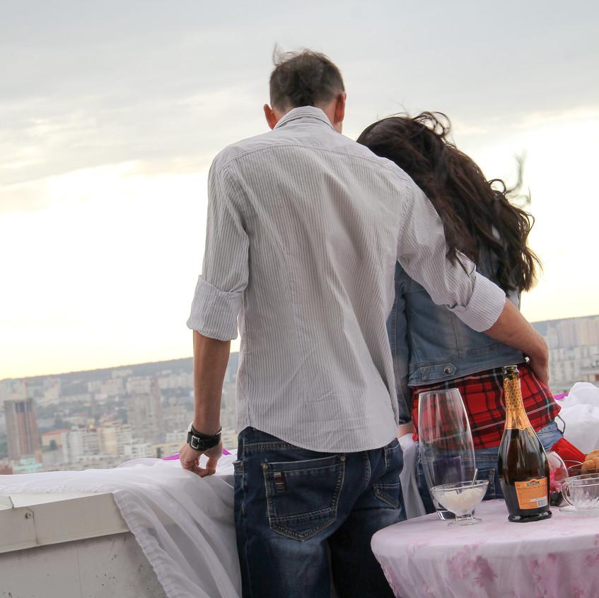 Свидание на крыше, Альтечо, Владимири и Анастасия 21