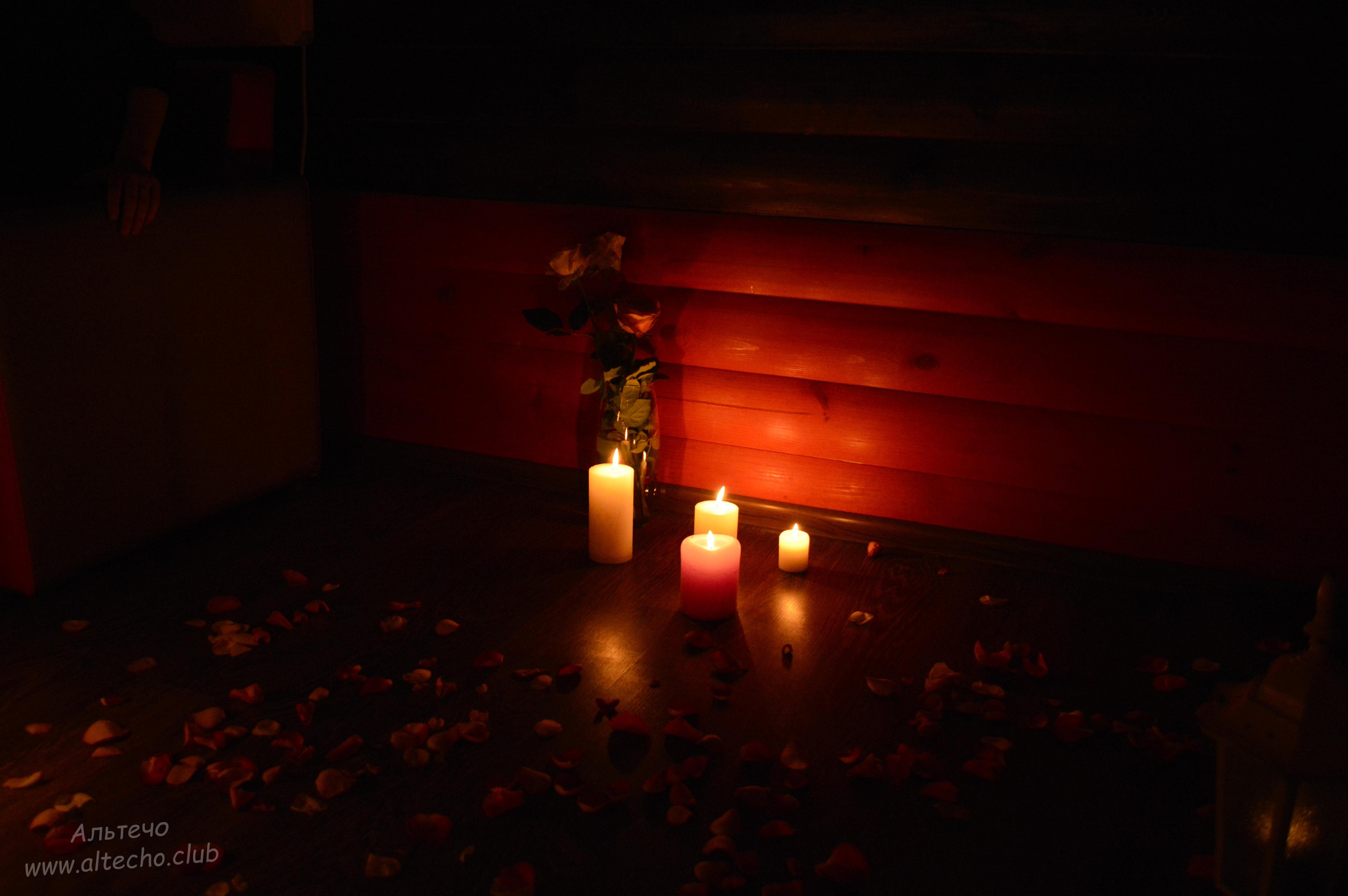 Альтечо свидание на крыше, романтический ужин, вечер для двоих (40)