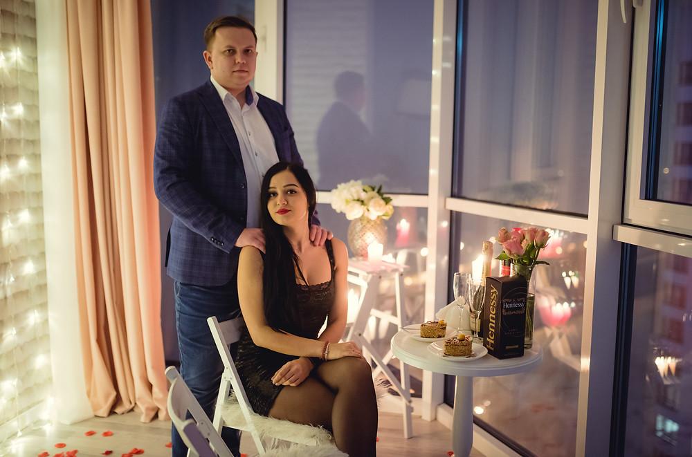 Ресторан для двоих от сервиса романтики Альтечо, Киев 12