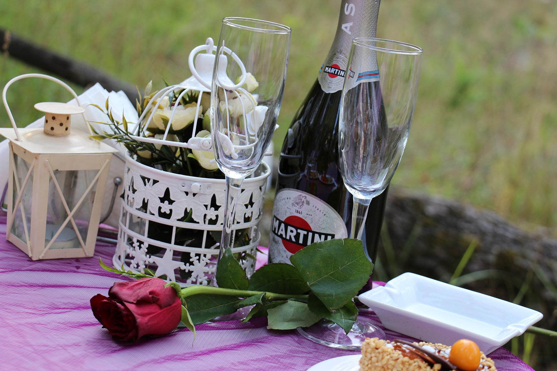 Ужин в лесу от Альтечо (3)