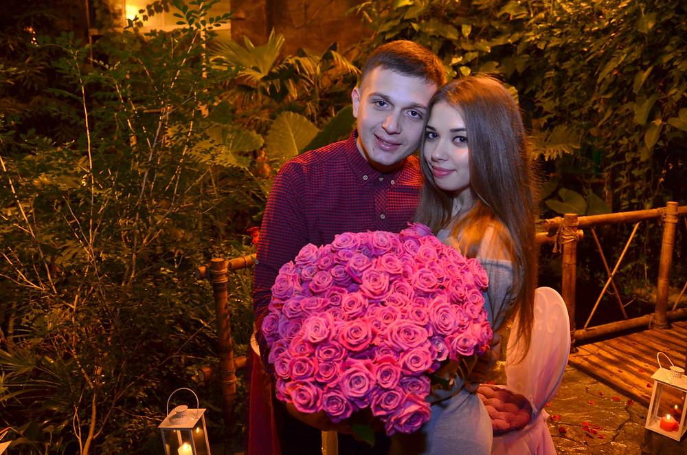 Свидание в необычном месте, Киев, Альтечо